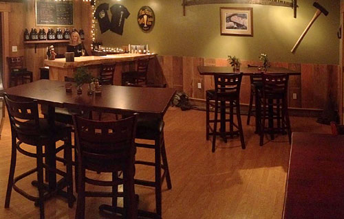 101 Brewery Bar Interior